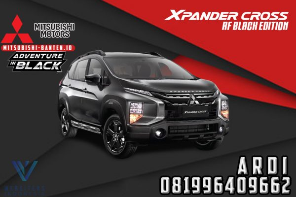 XPANDER CROSS RF BLACK EDITION